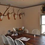 Haecker Safari Ranch Dining